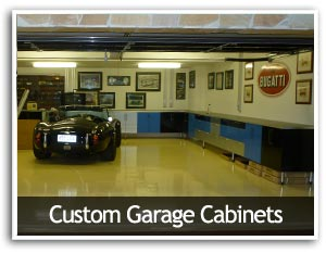 Brisbane Custom Garage Cabinets
