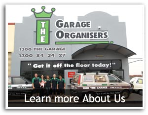 Learn more about The Garage Organisers